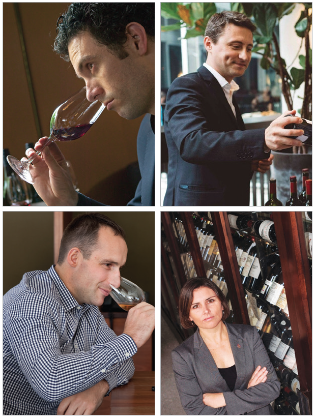 BC 4 sommeliers